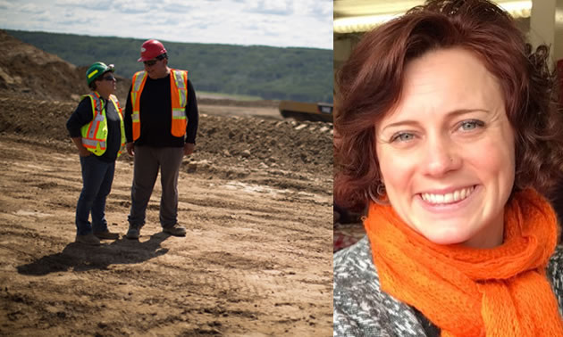 Minister Mungall sends Site C project to review.