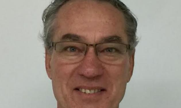 Stephen Grocott, Chief Technical Development Officer.