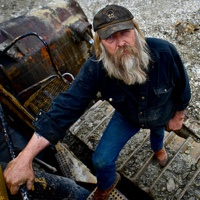 Tony Beets, Yukon gold miner and one of the stars of Gold Rush. — Justin Kelly photo