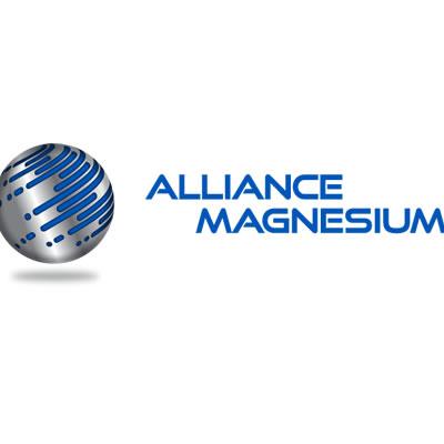 Alliance Magnesium Inc. logo.