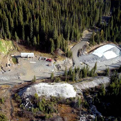 The Cariboo Gold Project.