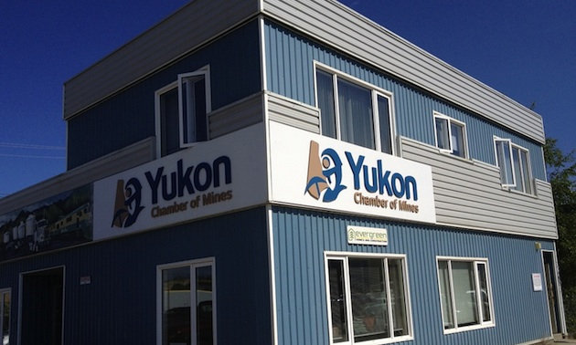 Yukon chamber of mines building