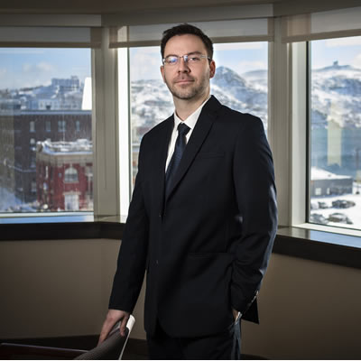 Craig Rowe, Director of Exploration, Canada-Newfoundland and Labrador Offshore Petroleum Board