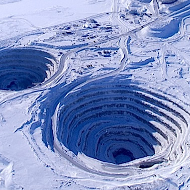 dominion diamond mine