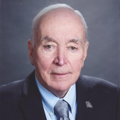 Don McLeod, Canadian Mining Hall of Fame inductee.