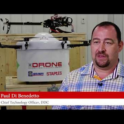 Paul Di Benedetto, Chief Technology Office, Drone Delivery Canada Corp.
