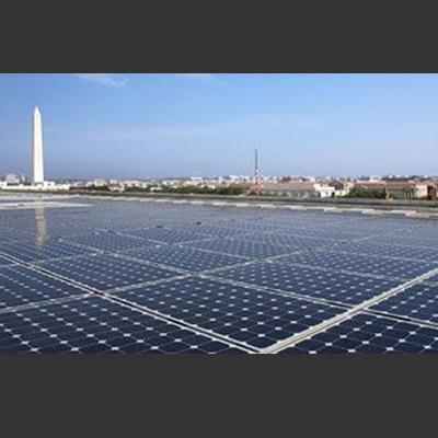 Solar power project developed by Standard Solar.