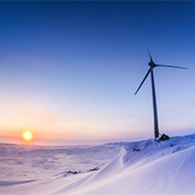 Renewable electricity smart-grid pilot demonstration at Glencore's Raglan Mine in northern Quebec.