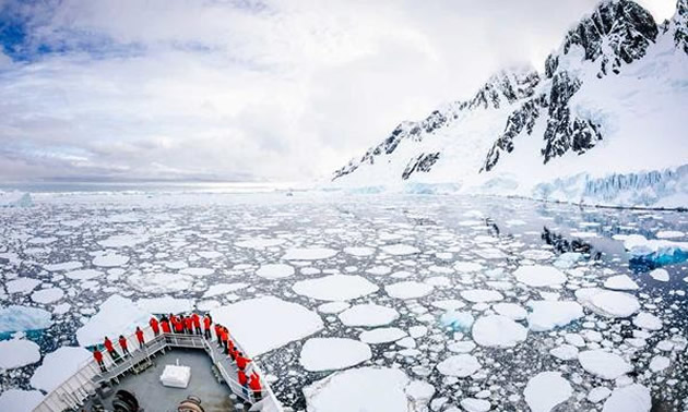 The two new state-of-the-art vessels will be designed and customized specifically for polar expedition voyages in the Arctic and Antarctic regions, as well as along the Norwegian coastline.