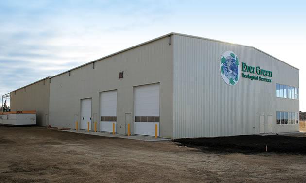 Allied steel buildings settles in utah mining energy for Versatile garages