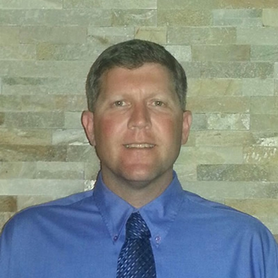 Picture of John MacDonald, new Vice President of Britespan Building Systems Inc.