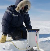 Gravity geophysical survey at Kennady North Project, Kennady Diamonds Inc.