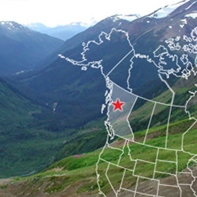 The Deep Kerr Deposit is located in northwestern BC.
