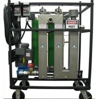 OEI high flow kidney loop filtration system.