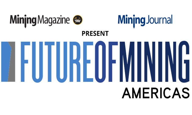 Logo for Future of Mining - Americas