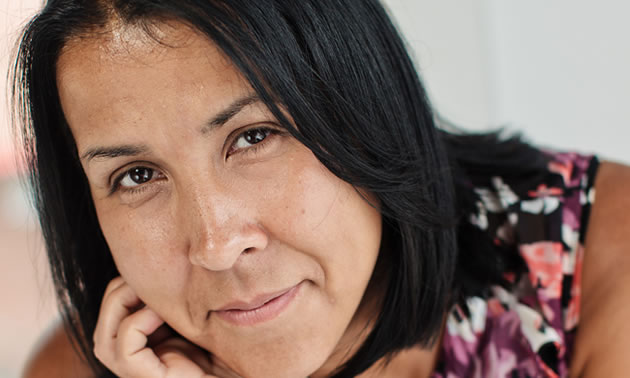 Nalaine Morin, principal with ArrowBlade Consulting, works to bridge First Nations Traditional Knowledge with Western Science in development projects.