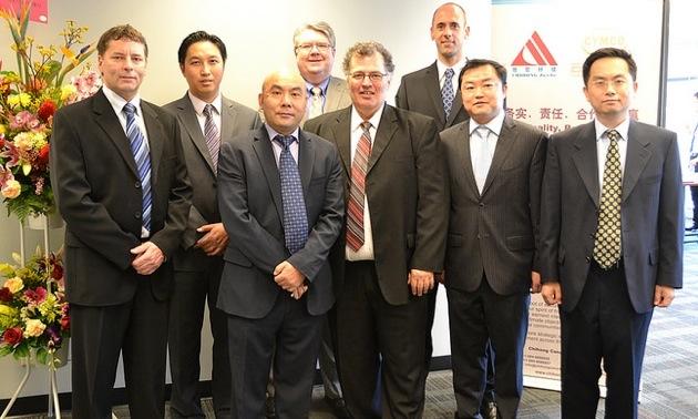New management team of Selwyne Chihong Mining, Ltd.