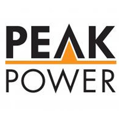 Peak Power logo