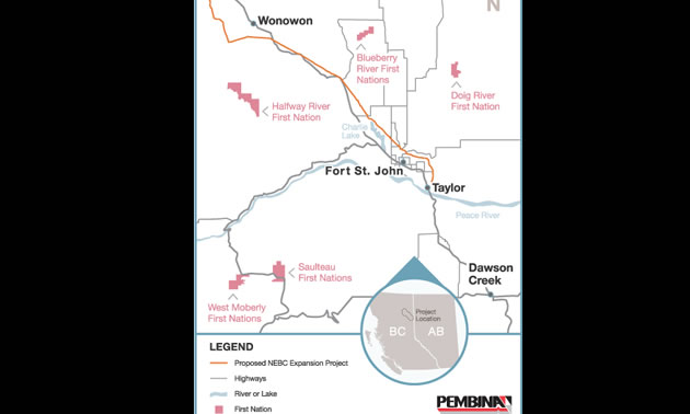 Pembina Pipeline Corporation Receives Approvals | Mining & Energy