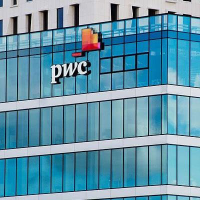 PwC Canada building.