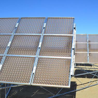 Morgan Solar uses Sun Simba CPV modules.