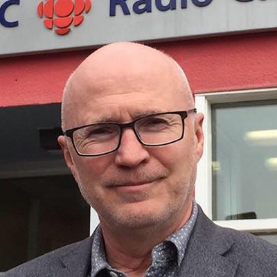 Resource Works Executive Director, Stewart Muir.