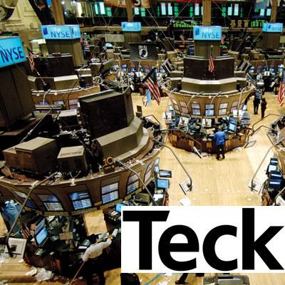 Picture of the New York Stock Exchange floor.