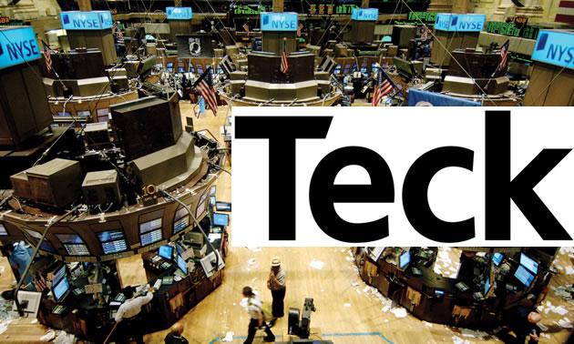 Teck Announces Ticker Symbol Change To Teck Mining Energy