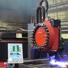 Photo of plasma and drilling machine