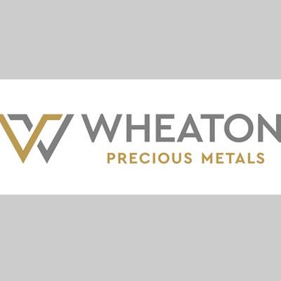 New graphic for Wheaton Precious Metals.