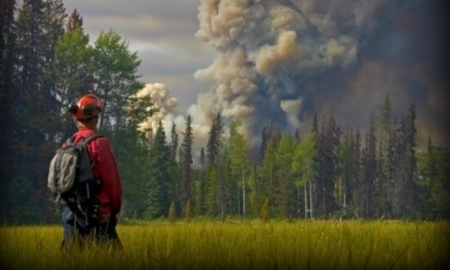 Reports from news wire service provider Seeking Alpha indicates that BC's wildfire situation is impacting a number of resource operations in central BC.