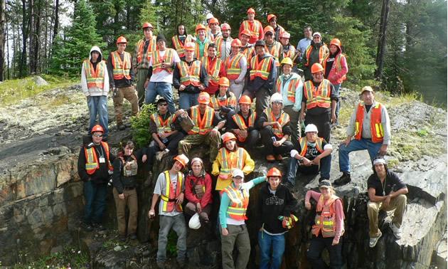 Group workshop photo.